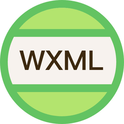wxml language features logo